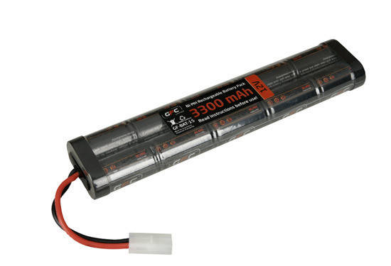 Аккумулятор NiMH 12V 3300mAh [GFC Energy] (для страйкбола), фото 2