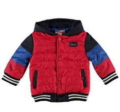 Детская куртка для мальчика BRUMS Италия 163BDAA002
