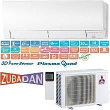 Кондиционер- Mitsubishi Electric DeLuxe Inverter (-15°C)