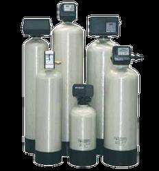 Установки обезжелезивания воды