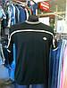 Тонкий свитер без рукав мужской (индонезия) 100% хлопок батал
