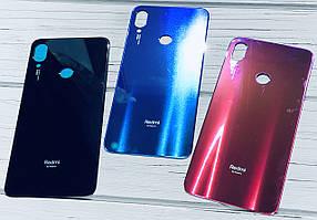 Задняя крышка для Xiaomi Redmi Note 7 синий