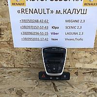 Блок управления климатом Renault Laguna 3 07-15р. (Блок кліми Рено Лагуна) 275100002R
