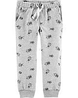Дитячі трикотажні штанці Жуки Картерс для хлопчика