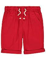 Летние поплиновые шорты с отворотами Джордж для мальчика
