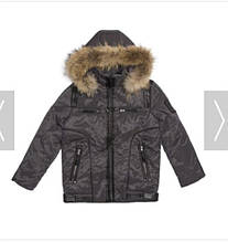 Детская куртка для мальчика JOY JOY1 Черный