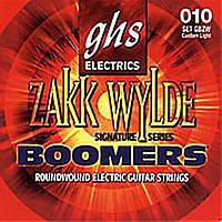 Струны для электрогитары GHS GBZWLO (10-70)