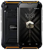 "Geotel G1 5.0"" HD 2 GB RAM 16 GB ROM MTK6580A 4 ядра 7500 мАч Android 7.0 8.0MP Yellow, фото 1"