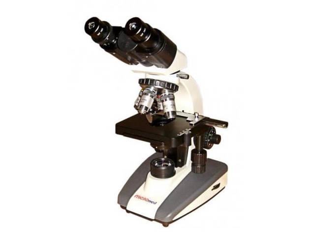 Микроскоп биологический XS-5520 MICROmed, фото 2
