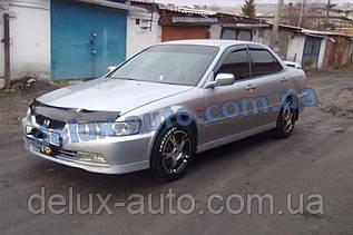 Ветровики Cobra Tuning на авто Honda Accord VI 1998-2002 Дефлекторы окон Кобра для Хонда Torneo Sd 1997-2002