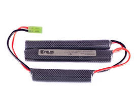 Akumulator NiMH 2300 mAh 9,6V - typ mini SF2 [8FIELDS] (для страйкбола)