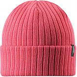 Демисезонная шапка для девочки Lassie by Reima Andri 728762-3380. Размеры  50/52 и 54/56., фото 2