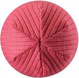 Демисезонная шапка для девочки Lassie by Reima Andri 728762-3380. Размеры  50/52 и 54/56., фото 3