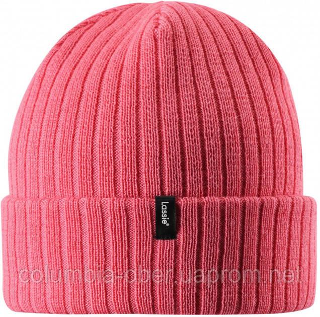 Демисезонная шапка для девочки Lassie by Reima Andri 728762-3380. Размеры  50/52 и 54/56.