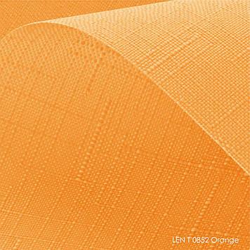 Тканевые ролеты Len T-0852 orange
