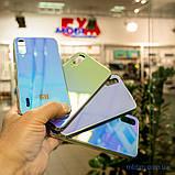 Чохол TPU Gradient Rainbow з лого Xiaomi Mi A3 / CC9e блакитний, фото 9