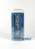 Микроаппликаторы Микробраш (Microbrush), Regular/большие, 100шт./упак.