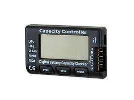 Цифровой тестер для Li-Po/Li-FE/Li-Ion/NiМh/NiСd аккумуляторов [IPower] (для страйкбола)