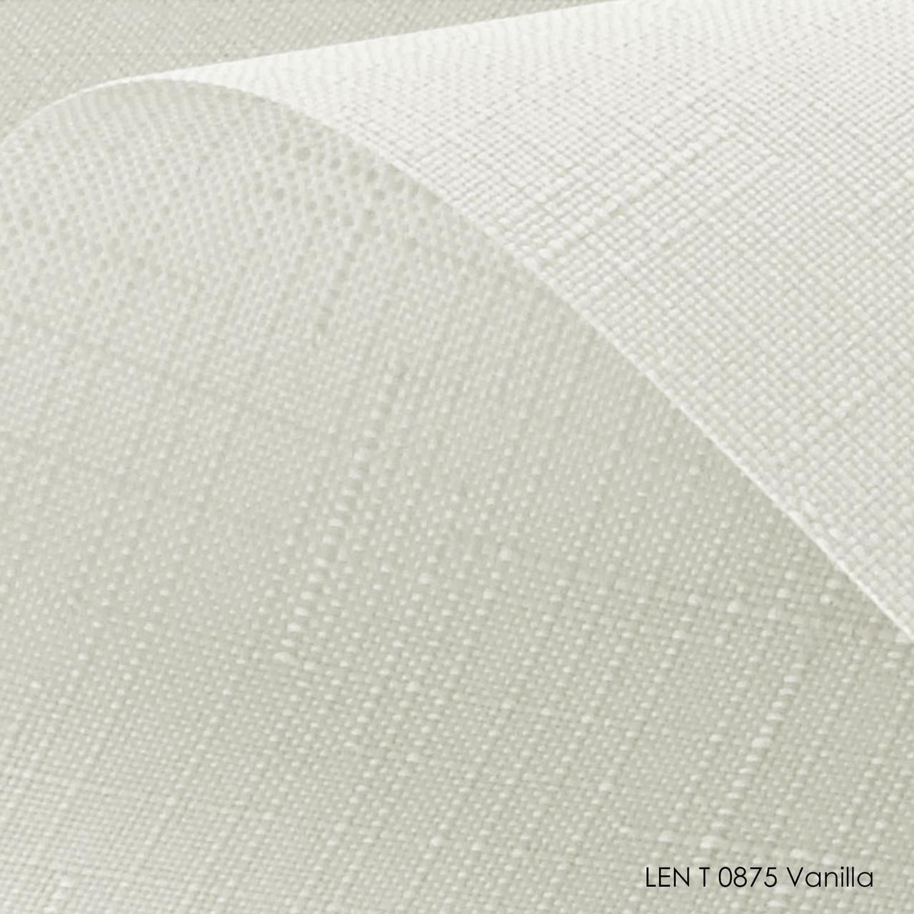 Тканевые ролеты Len T-0875 vanilla