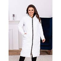 Зимняя куртка пальто женское Аурика 896 р 50-60