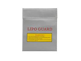 Średnia torba do bezpiecznego ładowania akumulatorów LiPo [IPower] (для страйкбола)