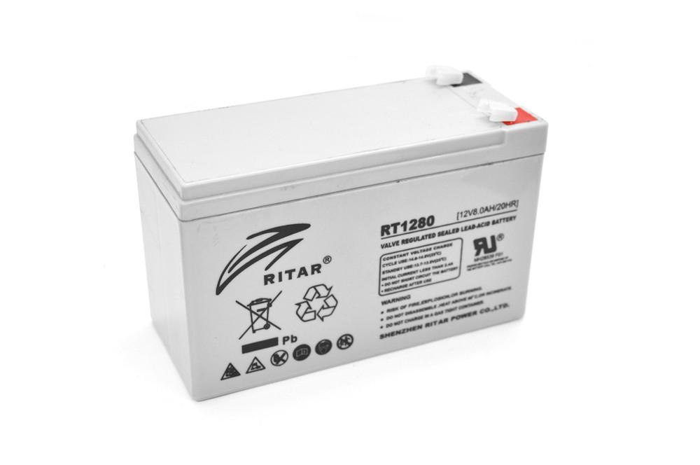Аккумулятор Ritar RTR1280