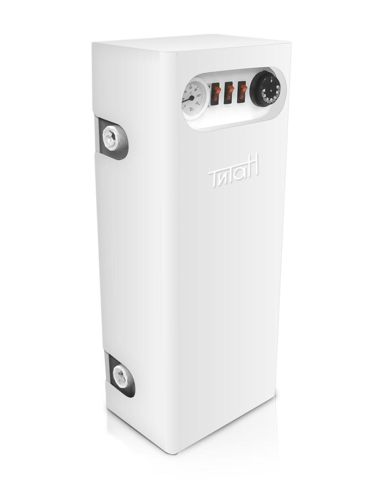 Електричний котел Титан Квартирний з Безшумною Комутацією, 4.5 кВт 220 В