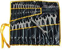 Набор ключей комбинированных Сталь CRV 25 ед.(6-28мм, 30, 32 мм)
