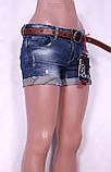 Короткие женские шорты Турция, фото 2