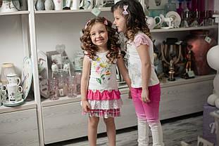 Тонкие детские джинсы Desigual Испания 41D3101