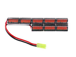 AKUMULATOR NiMH 9,6V 1600mAh do serii SCAR-H [IPower] (для страйкбола)