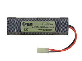 Akumulator NiMH 1600 mAh 9,6V - typ mini [8FIELDS] (для страйкбола)
