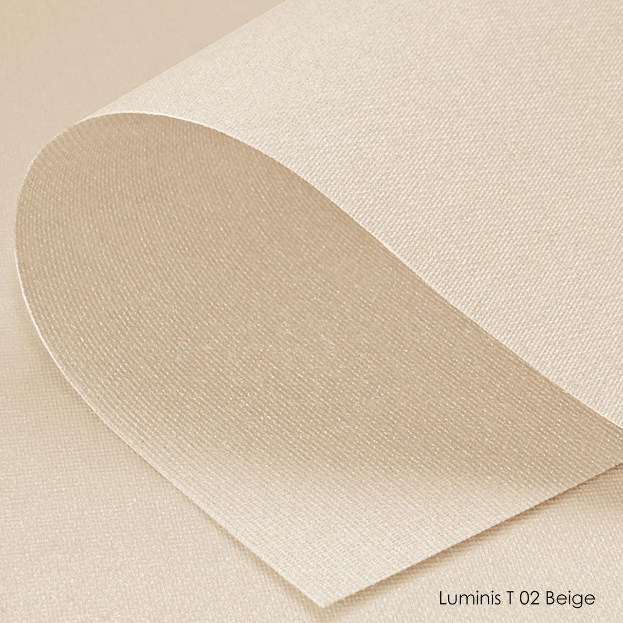 Ролеты тканевые Luminis T-02 beige