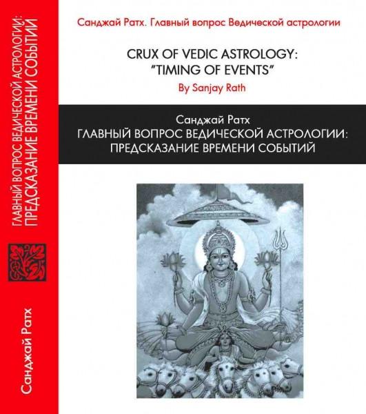 """0110133 """"Главный вопрос Ведической астрологии"""" — Санджай Ратха."""