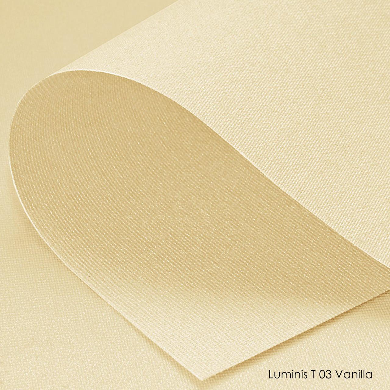 Ролеты тканевые Luminis T-03 vanilla
