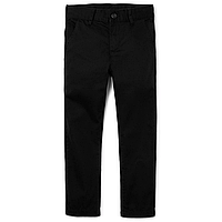 Модные черные брюки Чилдрен Плейс для мальчика