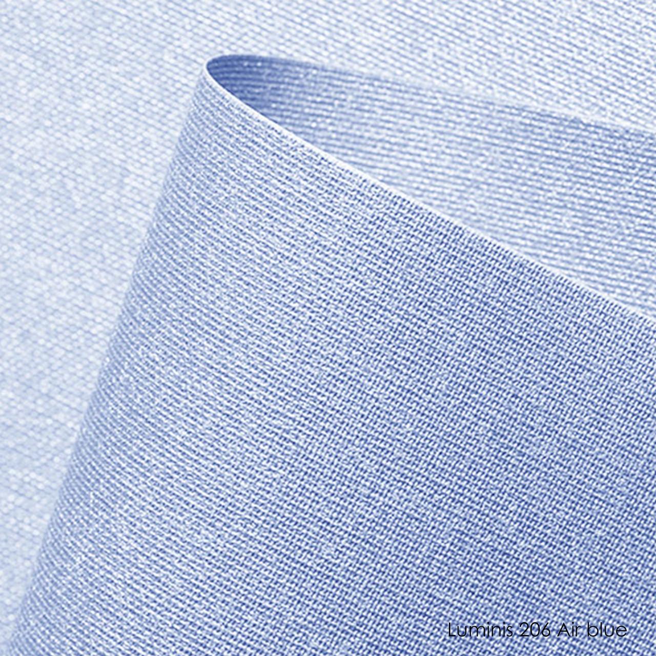Ролети тканинні Залишившись-206 air-blue