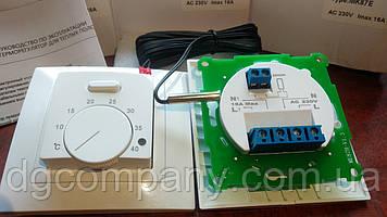Терморегулятор механический Minco Heat ME87 с выносным датчиком