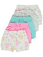 Яркие летние шортики Джордж для девочки (поштучно)