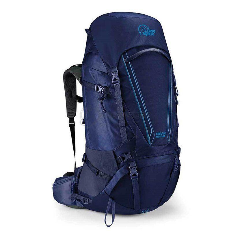 Рюкзак женский Lowe Alpine - Diran ND 50:60 Blueprint (LA FMQ-06-BP-50)50