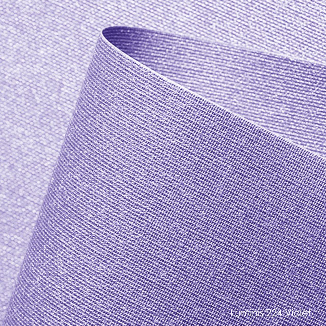 Ролеты тканевые Luminis-224 violet