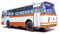 Лобовое стекло  ЛАЗ 695, 699