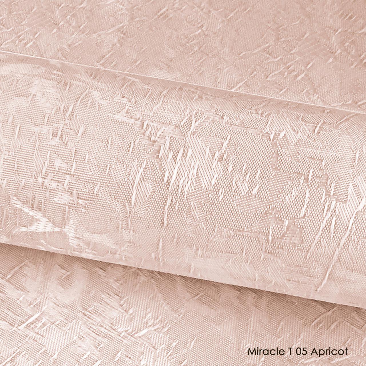 Ролети тканинні Miracle T 05 Apricote