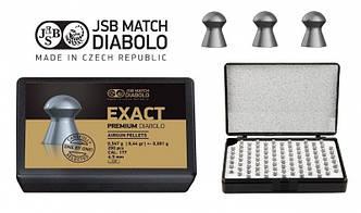 Пули для пневматики JSB Exact Premium 0,547 гр 4.52 мм (200 шт)