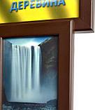 Деревянная мультирамка Ramex Деревянная мультирамка на 6 фото Классика  6, шоколад (венге) SKU_231195232, фото 3
