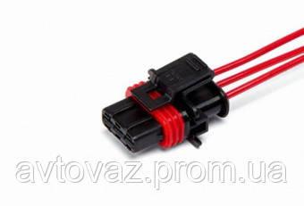 Разъем катушки и модуля зажигания н/о ВАЗ 2108-114, датчика абсолют. давл. с проводами