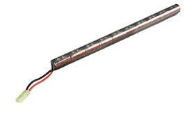 Akumulator NiMH 12V 1600mAh STICK [GFC Energy]