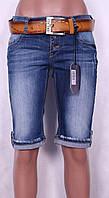 Модные женские джинсовые капри Турция