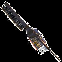 Щетка трехрядная OLIVIA GARDEN STYLE-UP Combo, складная, 2 в 1, фото 1