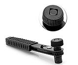 Ключ отвертка адаптер с трещоткой для бит головок, фото 4